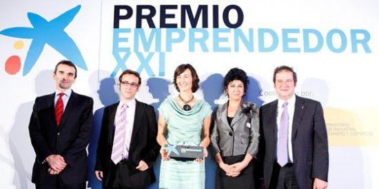 Orbital Aerospace, Premio Emprendedor XXI