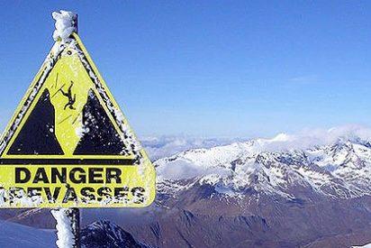 Hallan a seis alpinistas muertos a 2.700 metros de altura en los Alpes