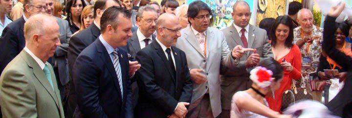 "Perú elegido ""País Estrella"" en la feria de turismo EUROAL 2011"
