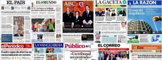 La España de Zapatero en quiebra técnica