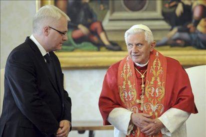 El papa visita el 4 y 5 de junio Croacia