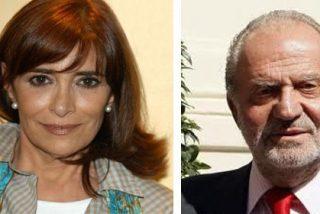 """Carmen Rigalt sobre el """"arrebato"""" del Rey: """"No es un episodio aislado pero éste está grabado"""""""