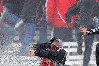 River Plate desciende a los infirernos y arde Buenos Aires