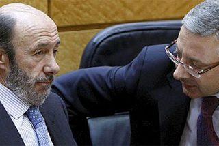 Alfredo Pérez-Rubalcaba no paga traidores y fulmina a Pepiño Blanco