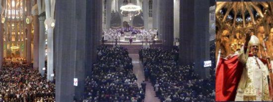 """Cardenal Sistach: """"Un signo de Dios en medio de la ciudad"""""""