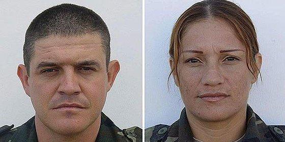 Los terroristas talibanes matan a dos soldados españoles en Afganistán