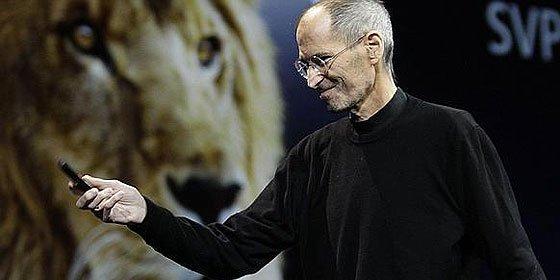 Steve Jobs presenta iCloud, la nueva plataforma de almacenamiento online