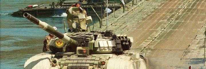 Venezuela se arma con noventa tanques T-72B1 rusos