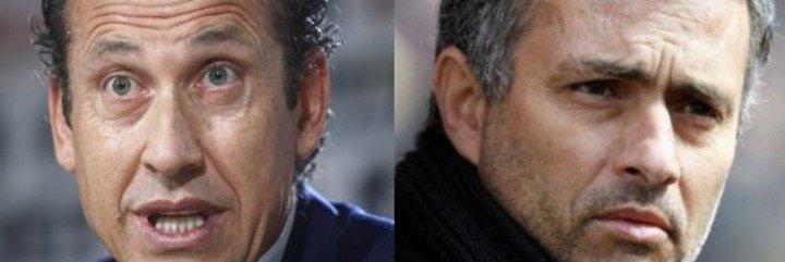 Los ataques de El País a Mourinho apuntan a Jorge Valdano, contratado ahora por PRISA
