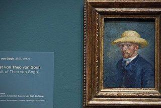El autorretato 'erróneo': No es Vincent van Gogh sino su hermano Theo
