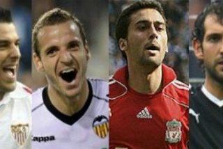 Mucho canterano blanco con España, pero ninguno con el Real Madrid
