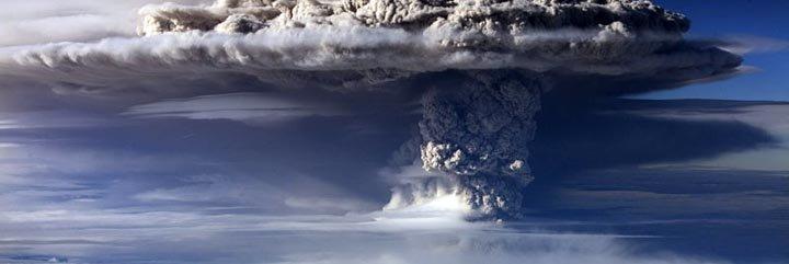 Las cenizas del volcán Puyehue darán la vuelta al mundo