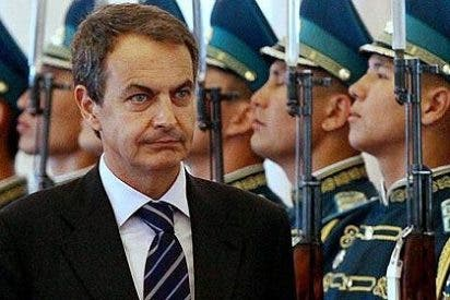 """Zapatero asciende en Kazajistán de 'rey del paro' a """"Rey de España"""""""