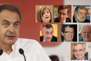 Los amigos de Zapatero se 'colocan' dando ya por seguro el batacazo del PSOE en las elecciones generales