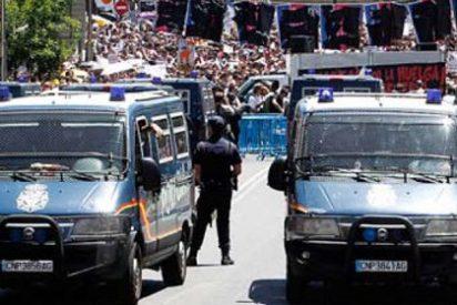 Los indignados con la 'Ley del aborto' toman la Puerta del Sol y acampan