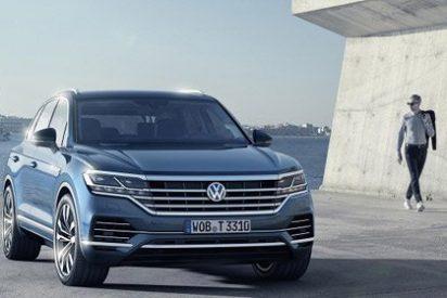 Volkswagen Touareg, la vuelta de un referente