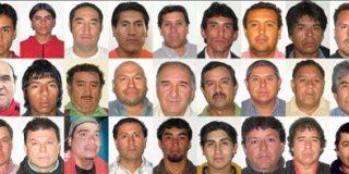 Los mineros atrapados en Atacama reclaman 16,6 millones