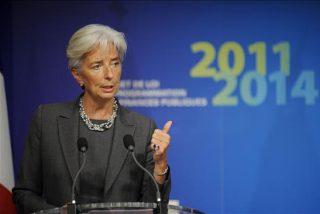 Madame Christine Lagarde toma las riendas del FMI