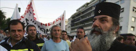 Lo que la aperreada Grecia puede aprender de Argentina