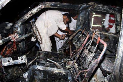 Mueren 40 insurgentes en una ofensiva del Ejército en el noroeste paquistaní