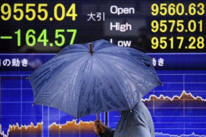 El índice Nikkei sube 65,16 puntos, el 0,66 por ciento, hasta 9.881,25 puntos