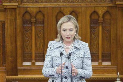 Clinton llega esta tarde a Madrid en su primera visita oficial a España