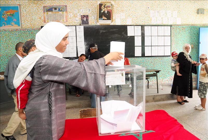 Marruecos votará hoy la primera constitución del reinado de Mohamed VI