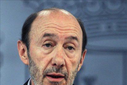Rubalcaba cita como candidato a los secretarios provinciales del PSOE