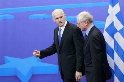 La zona euro autorizará hoy la entrega de 12.000 millones de ayuda a Grecia