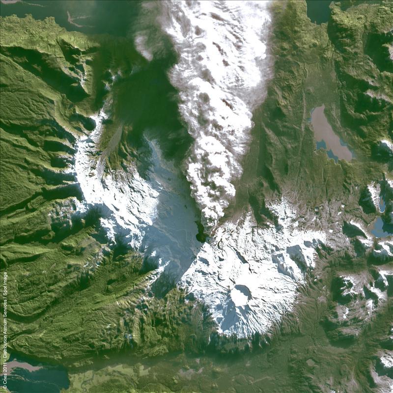 Las cenizas volcánicas regresan a cielos los bonaerenses y vuelven a cancelar vuelos