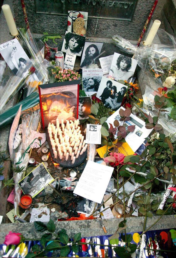 Cuatro décadas sin Jim Morrison, cuarenta años de leyenda