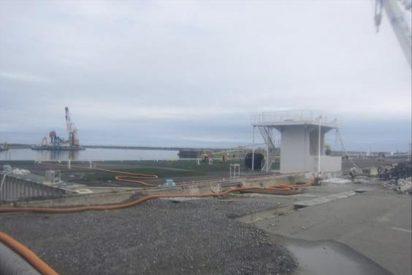 TEPCO logra utilizar agua reciclada para enfriar los reactores de Fukushima