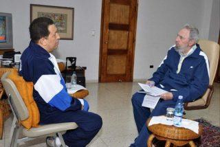 Fidel Castro augura a Chávez una gran victoria en su batalla contra el cáncer