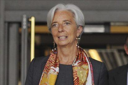 Christine Lagarde toma hoy posesión de su cargo al frente del Fondo Monetario