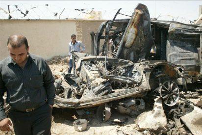 Al menos 40 muertos y 45 heridos por dos explosiones al norte de Bagdad
