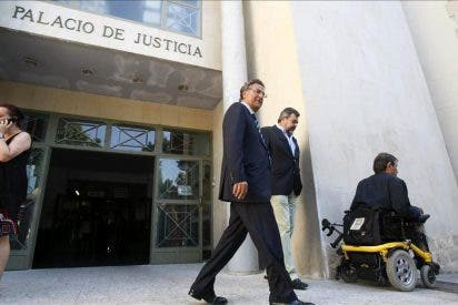 La esposa de Ortiz rechaza declarar ante el juez por el PGOU de Alicante