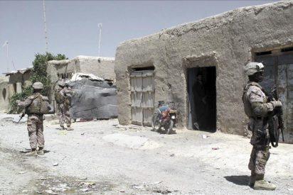 Mueren cuatro soldados de la OTAN en el este de Afganistán