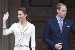 Los duques de Cambridge viajan al norte de Canadá, penúltima etapa de su gira