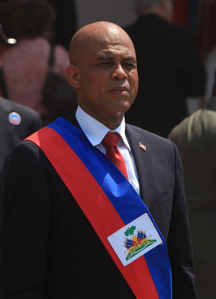 El presidente de Haití comienza hoy su primera visita a España