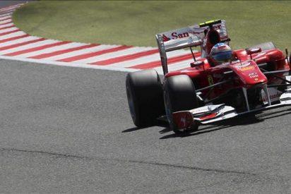 Sin difusores soplados en Silverstone, pero Alonso con un Ferrari mejorado