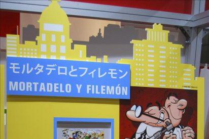 El tebeo español se presenta en el país del manga