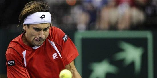 0-2. Ferrer completa la jornada triunfal de España con una victoria ante Roddick