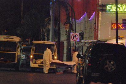 Un grupo de sicarios mata al menos a 20 personas en un bar del norte de México