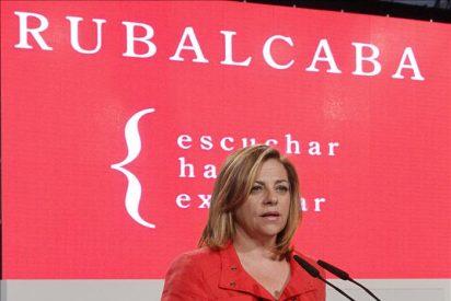 Rubalcaba, ante su primer gran discurso como candidato del PSOE