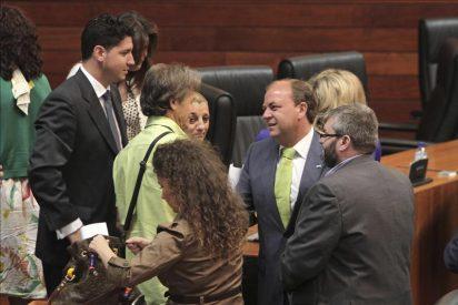 Cuatro hombres y tres mujeres forman el gabinete de José Antonio Monago