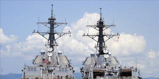 EEUU reafirma su presencia en el mar de China Meridional