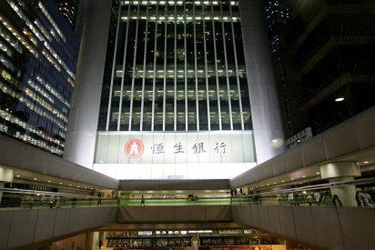 El Hang Seng abre con pérdidas del 0,56 por ciento