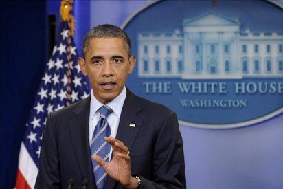 """Obama advierte a Siria que """"nadie puede meterse con la Embajada"""" de EEUU"""