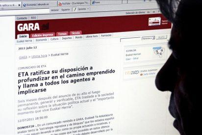 """ETA dice en un comunicado que el 22-M"""" Euskal Herria ha ganado la batalla política de la ilegalización"""""""