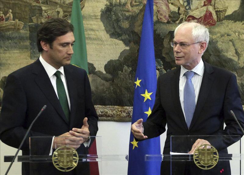 Portugal pide más esfuerzo de la UE y una agencia de notación europea
